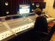 Recording in SAE, Oxford