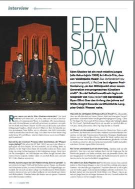 Magazine feature in Empire Magazine