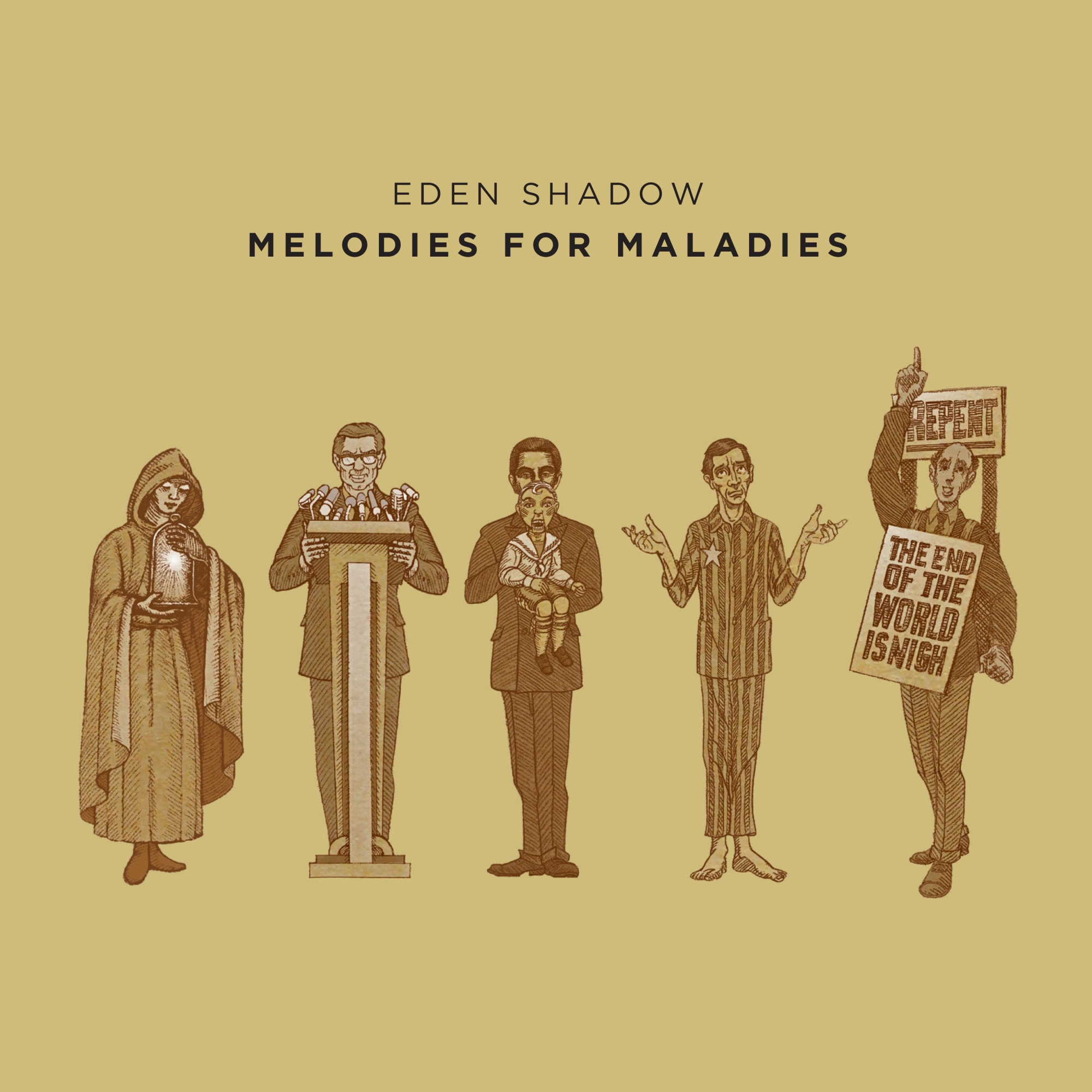 Eden Shadow Melodies for Maladies